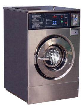 程控式投币洗衣机的基本原理:投币洗衣机的相对脆弱的控制系统与相对